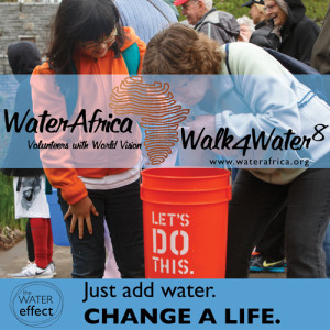 Walk4Water8 Fundraising