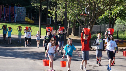Horizon Christian School Walk4Water