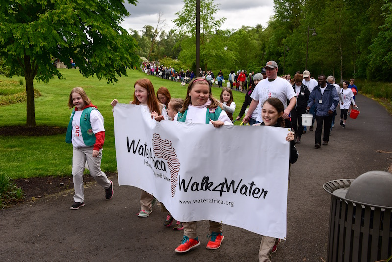 Girl Scout Troop 40473: Making The World A Better Place