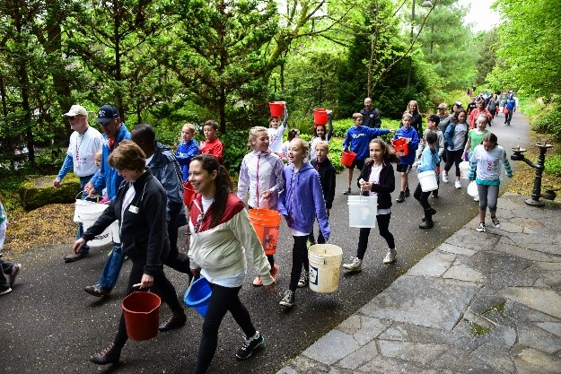 Lake Oswego Oregon Walk for Water