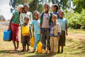 clean water for zambia